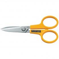 "Olfa SCS-2 Scissors, Stainless Steel Serrated Edge 7"""