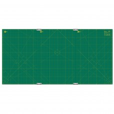 "Olfa RM-CLIPS-3 Continuous Grid Cutting Mat Set 35"" x 70"""