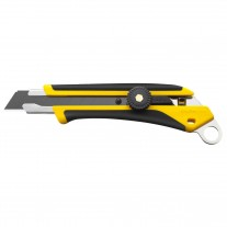 Olfa L-6 Fiberglass-Reinforced Ratchet-Lock Utility Knife With Lanyard Hole