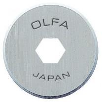 Olfa RB18-2 Rotary Blade 18mm, 2pk