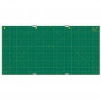 "Olfa RM-CLIPS/3 Continuous Grid Cutting Mat Set 35"" x 70"""