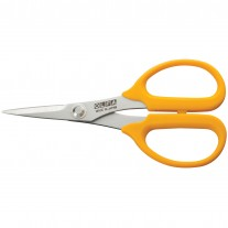 Olfa SCS-4 Scissors, Precision Smooth Edge 5""
