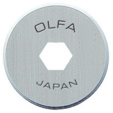 Olfa RB18-500 Rotary Blade 18mm, 500 Bulk Pack