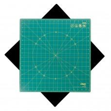 "Olfa RM-17S 17"" Square Rotating Cutting Mat"