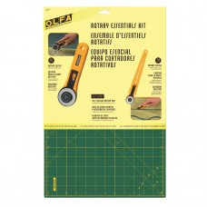 Olfa RTY-2/RE Rotary Essentials Kit