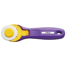 Olfa RTY-2C/PR Splash 45mm Rotary Cutter, Purple