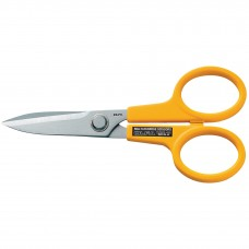 Olfa SCS-2 Scissors, Stainless Steel Serrated Edge