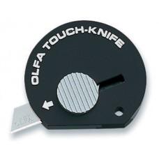 Olfa TK-4B Touch Knife, Black
