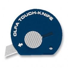 Olfa TK-4BU Touch Knife, Blue