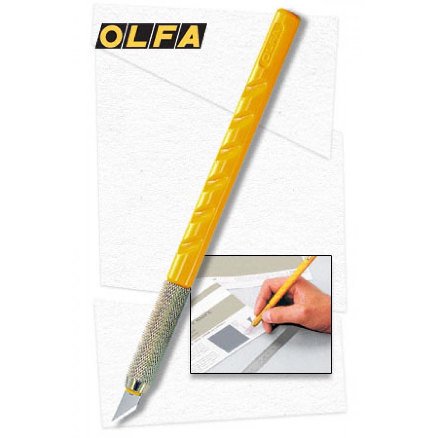 Olfa AK-1-5B Art Knife Alt 2