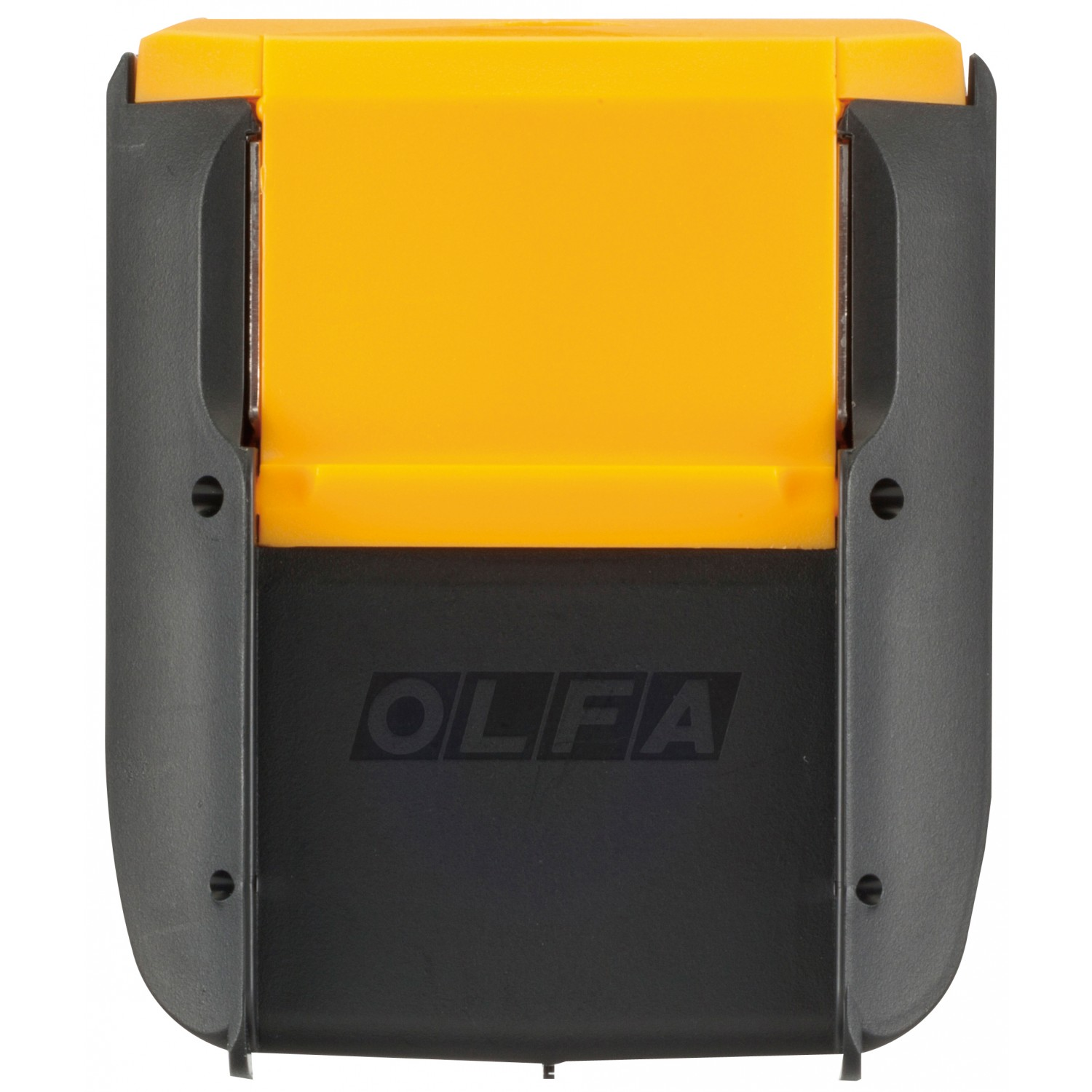 Olfa DC-5 Blade Disposal Holster Open