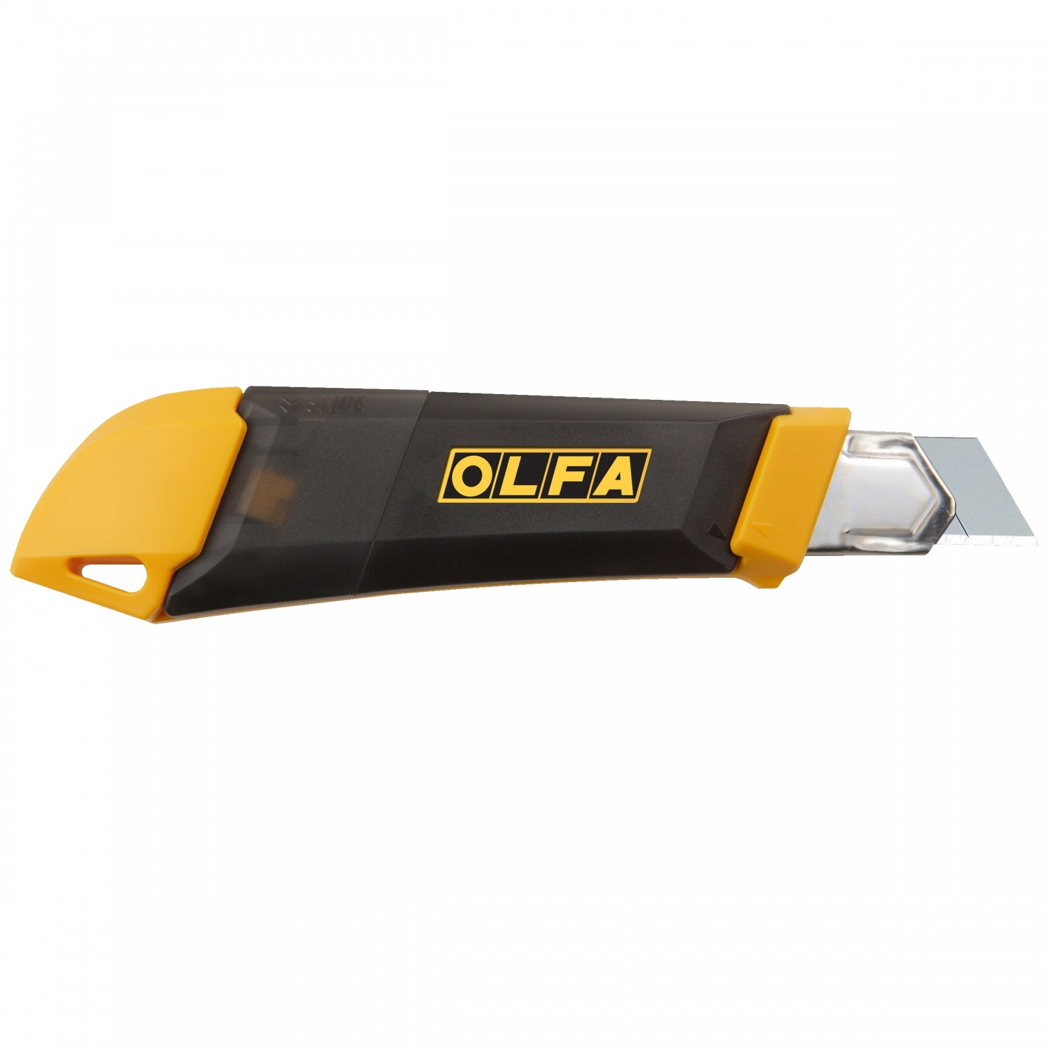 Olfa DL-1 SNAP it 'N' TRAP it Heavy-Duty Utility Knife Back
