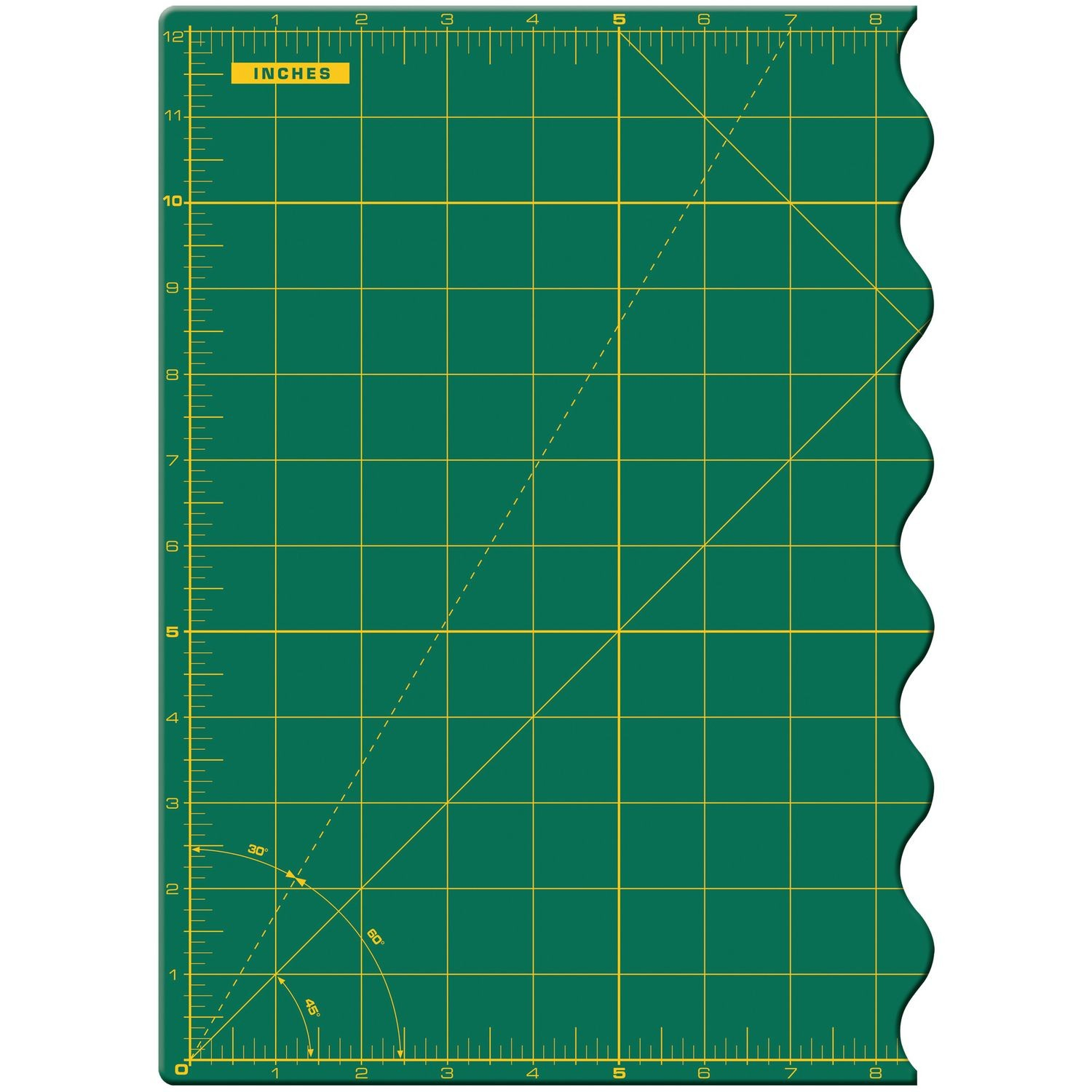 "Olfa 12""x17"" Folding Cutting Mat"