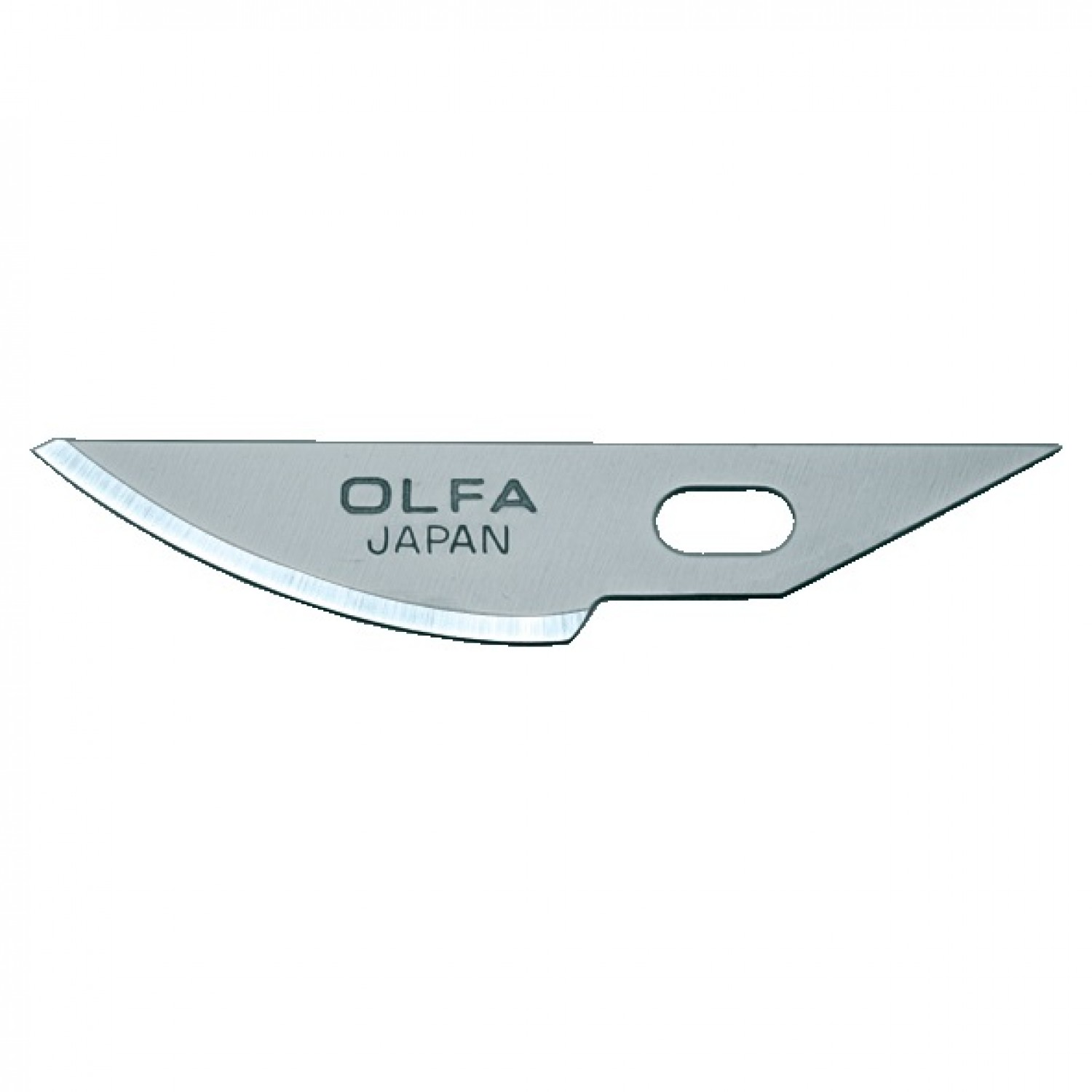 Olfa KB4-R/5 Curved Carving Blades 5pk