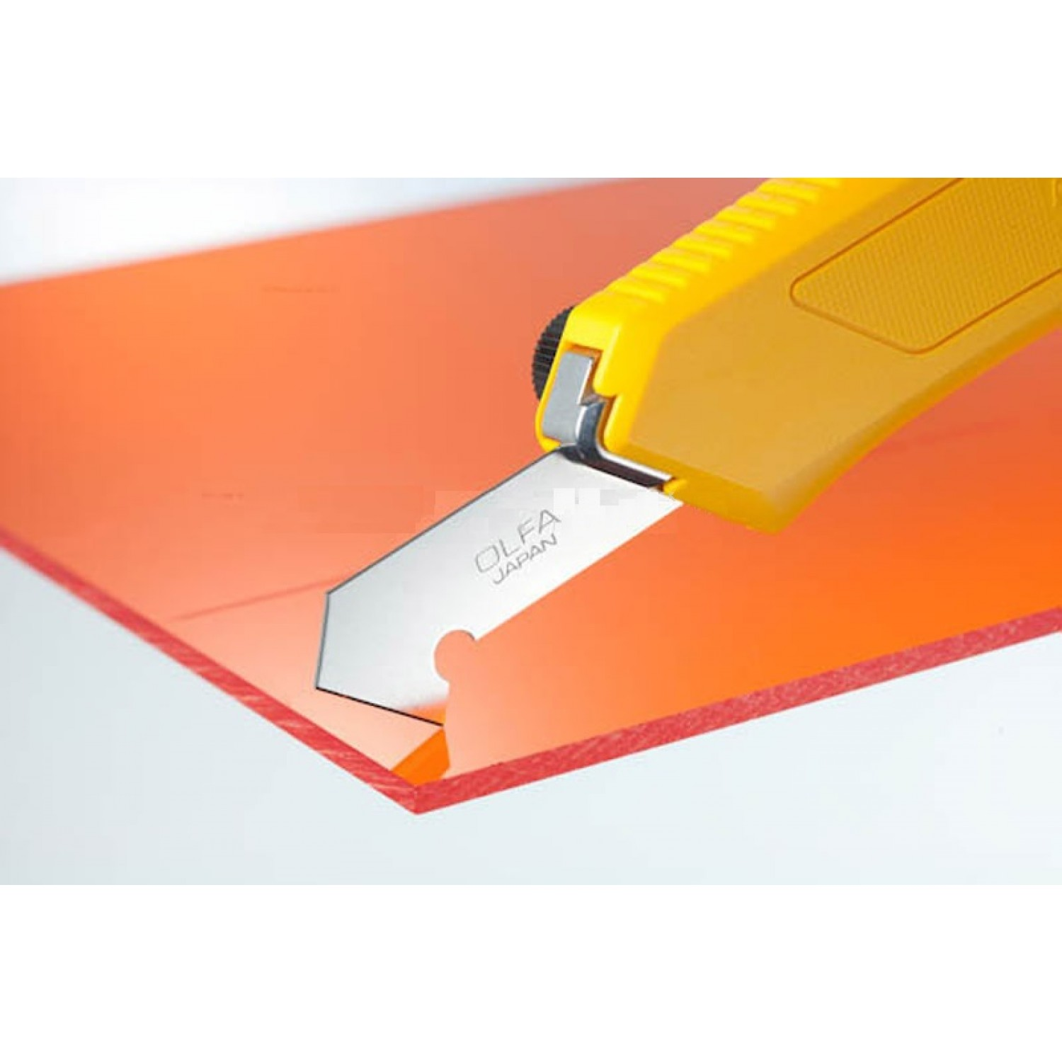 Olfa PC-L Plastic Laminate Cutter Illustration