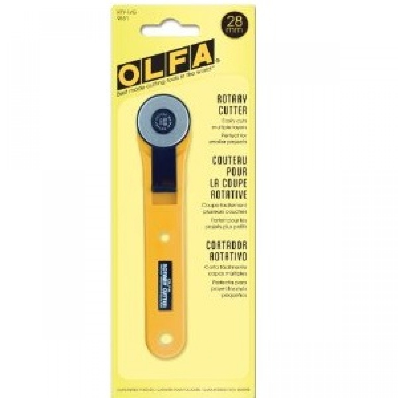 Olfa RTY-1/G Rotary Cutter 28mm